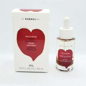 KORRES Wild Rose Vitamin C Brightening Oil
